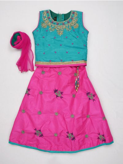 MJC7436931 - Girls Ready Made Fancy  Choli