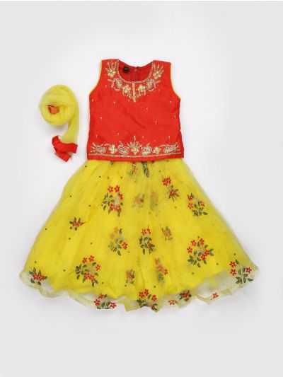 MJD8273577 - Girls Ready Made Fancy  Choli
