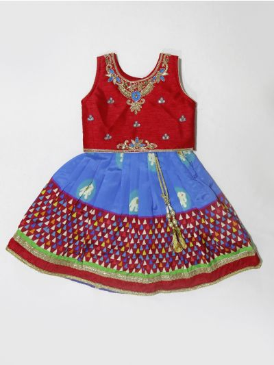 MJD8417980 - Girls Ready Made Fancy  Choli