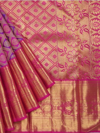 MKB9014896 - Exclusive Vivaha Bridal Kanchipuram Silk Saree