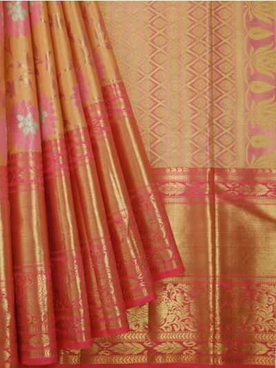 NCC0372576 - Exclusive Vivaha Bridal Kanchipuram Silk Saree