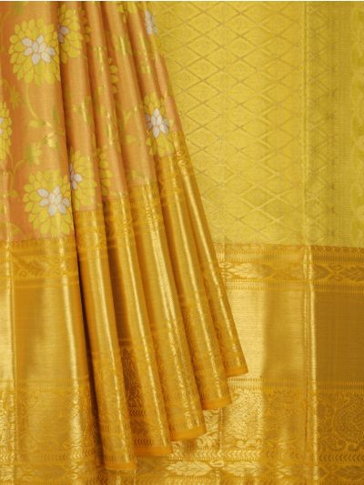 NCC0379969 - Exclusive Vivaha Bridal Kanchipuram Silk Saree