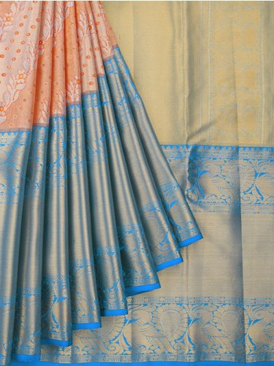 Vivaha Exclusive Bridal Pure Kanchipuram Silk Saree - MJC7831976
