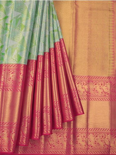 Vivaha Exclusive Bridal Pure Kanchipuram Silk Saree - MJC7831977
