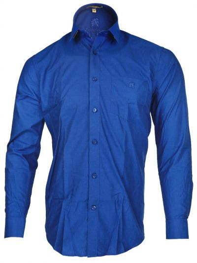 Zulus Festin Men's Readymade Formal Cotton Shirt - MIA2792278