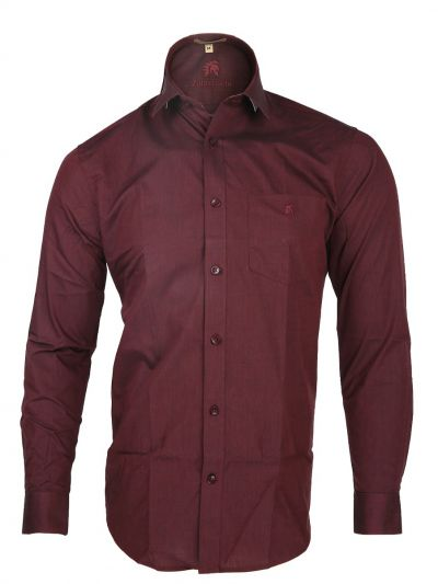Zulus Festin Men's Readymade Formal Cotton Shirt - MIA2793317