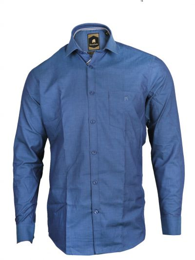 Zulus Festin Men's Readymade Formal Cotton Shirt - MFB6436161