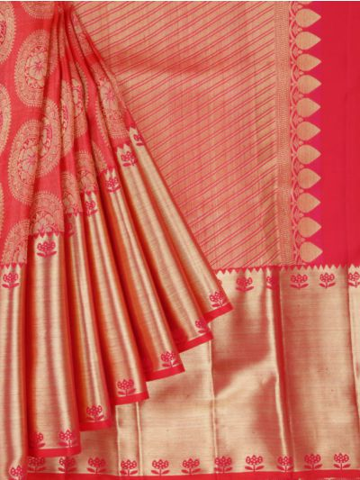 Vivaha Bridal Pure Kanchipuram Silk Saree