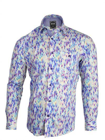 ZF Men's Readymade Casual Cotton Shirt - MKB9169387