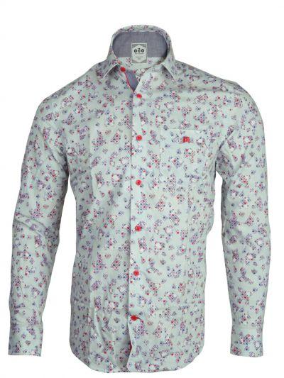 ZF Men's Readymade Casual Cotton Shirt - MKB9169365