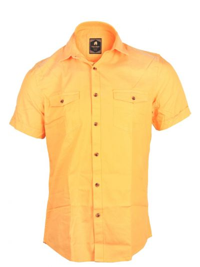 Zulus Festin Men's Readymade Casual Cotton Shirt - MGA8251332