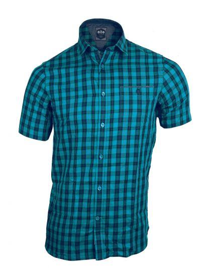 ZF Men's Readymade Casual Cotton Shirt - MGA8046771