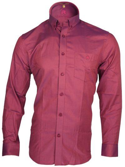 Zulus Festin Men's Readymade Formal Cotton Shirt - MIA2797468