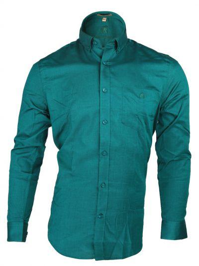 Zulus Festin Men's Readymade Formal Cotton Shirt - MJC7599660
