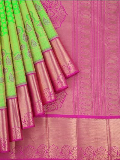 MKB9421864-Vivaha Wedding Pure Kanchipuram Silk Saree