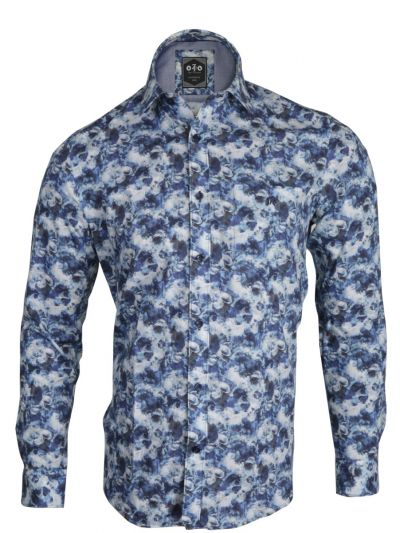 ZF Men's Readymade Casual Cotton Shirt-MLA0423463