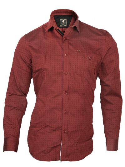 Zulus Festin Men's Casual Cotton Shirt - MGA8027039