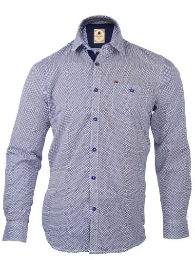 Zulus Festin Men's Casual Cotton Shirt - MGA8252489