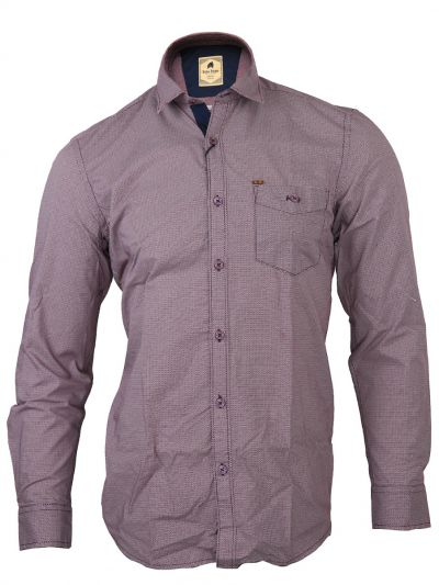 Zulus Festin Men's Cotton Casual Shirt - MGA8252513