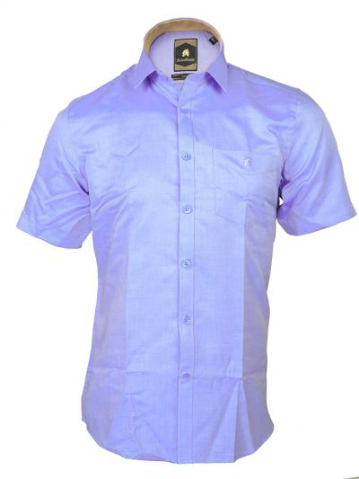 Zulus Festin Men's Cotton Formal Half Sleeve Shirt - MGA7454769