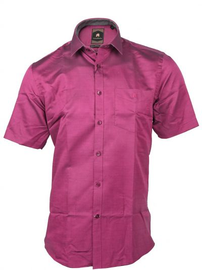Zulus Festin Men's Cotton Formal Half Sleeve Shirt - MGA7454782