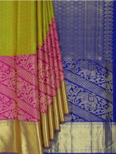 NCD0456379 - Vivaha Exclusive Bridal Pure Silk Saree
