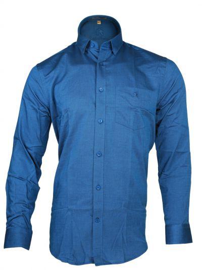 Zulus Festin Men's Readymade Formal Cotton Shirt - MJC7599673