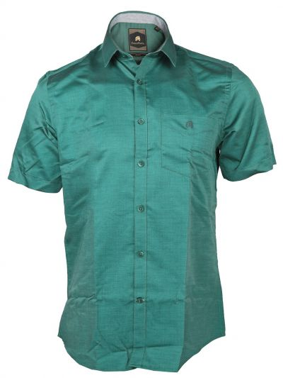 Zulus Festin Men's Cotton Half Sleeve Formal Shirt - MGA7454745