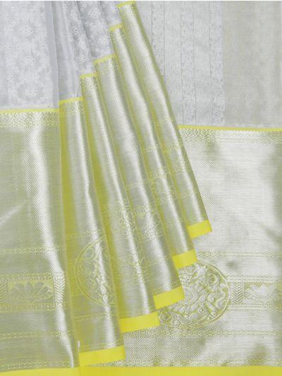 MKC9848614 - Exclusive Vivaha Bridal Kanchipuram Silk Saree