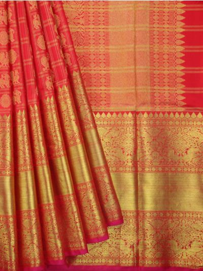 LLD6698142 - Vivaha Exclusive Wedding Pure Silk Saree