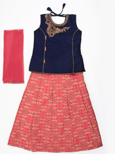 Girls Readymade Fancy Lehenga Choli