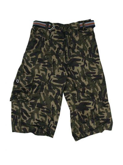 NJB0057701 - Boys Casual Half Trouser