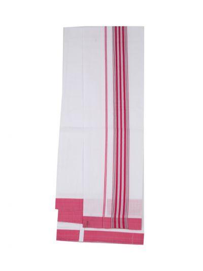 KKV Velcro Men Cotton Dhoti - NGD2813402