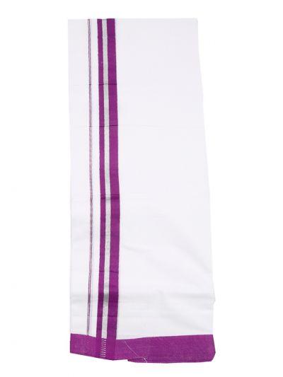 KKV Men's Cotton Dhoti - NKB2807500