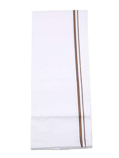 KKV Men's Cotton Dhoti - NJB0025167