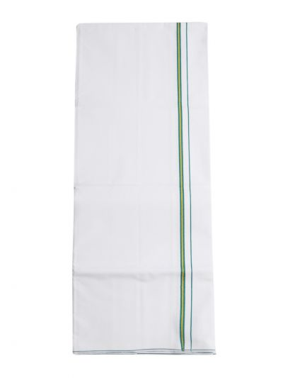 KKV Men's Cotton Dhoti - NJB0025278