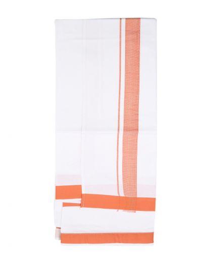 KKV Velcro Men Cotton Dhoti - NEB1955681