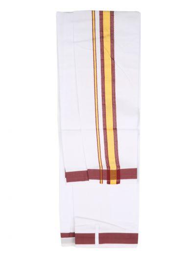 KKV Velcro Men Cotton Dhoti - NGD2813234