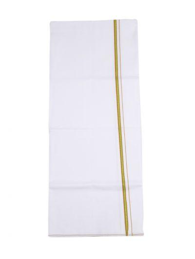 KKV Men's Cotton Dhoti - NHB4586306
