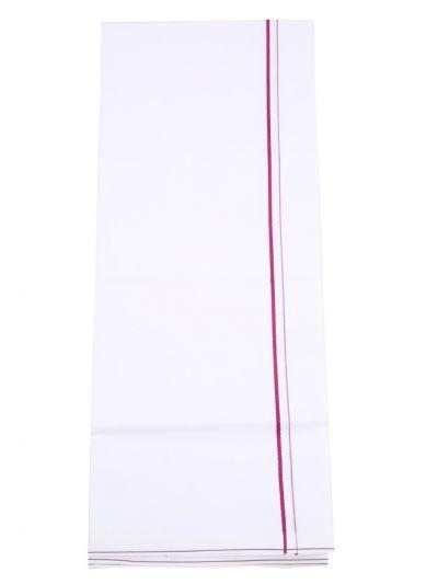 KKV Men's Cotton Dhoti - NJB0025078