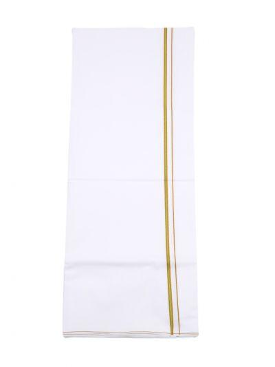 KKV Men's Cotton Dhoti - NHB4586204