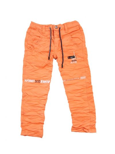 Boys Casual Cotton Trousers - OAC1747423
