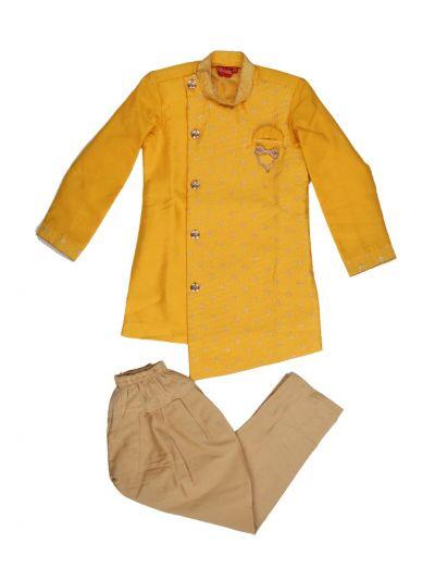 Boys Branded Sherwani Set - MID5947534