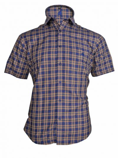 Zulus Festin Men's Readymade Formal Cotton Shirt