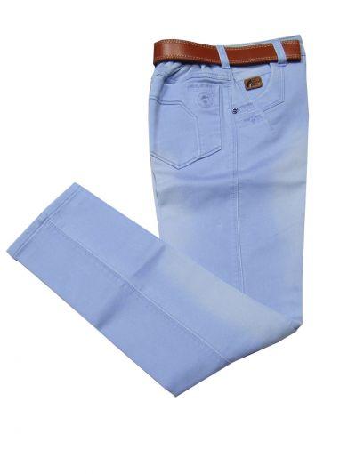 Boys Casual Denim Trouser - OFA7349434