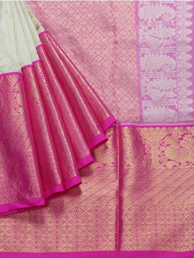 MKC9848861- Exclusive Pure Silk Tissue Saree