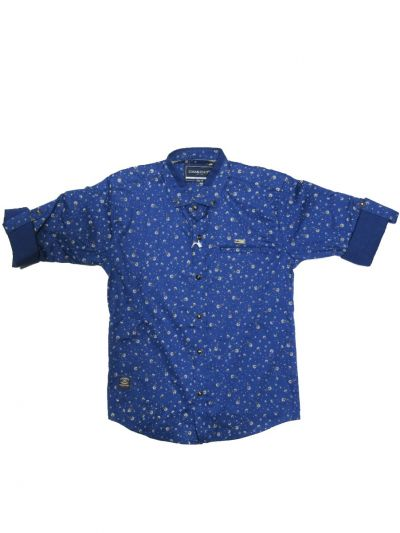 NGD2452013 - Boys Casual Printed Shirt