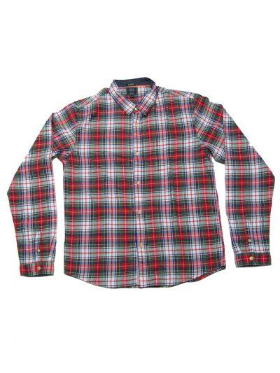 NCB0157554 - Boys Branded Casual Shirt