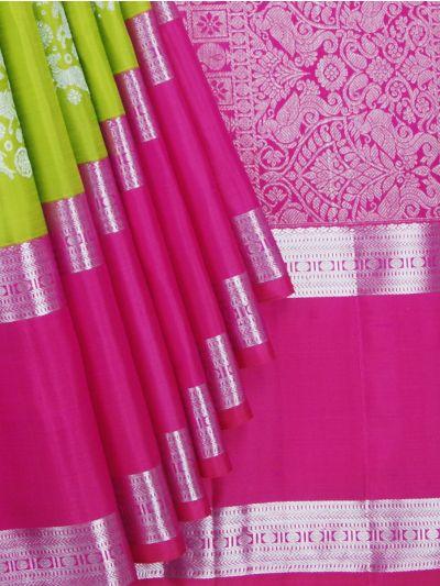 NCB0058192 - Vivaha Pure Kanchipuram Silk Saree