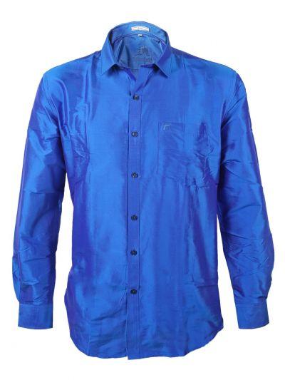 Zulus Festin Men's Pure Silk Shirt - ZSFS012-44